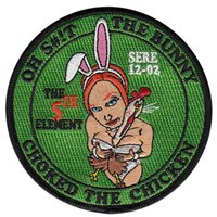 SERE 12-02 Bunny Patch
