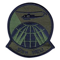 37 HS Subdued Patch
