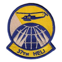 37 HS Heli Patch
