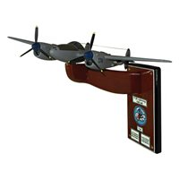 433 FS P-38 Airplane Model
