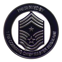 1 FW Command Chief Coin