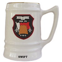 2 FS Ceramic Mugs