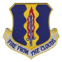 33 FW Fire from the Clouds Patch