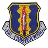 33 FW Patch