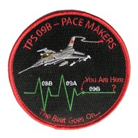 TPS 09B Pace Makers Patch