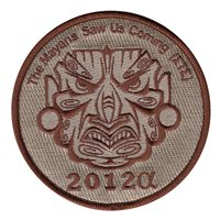 TPS 12A Mayan Class Friday Patch