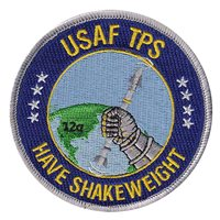 TPS 12A Shakeweight Patch