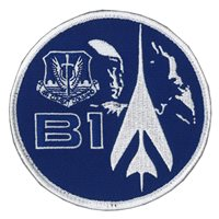 B1-B Profile Blue Patch
