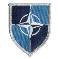 NATO Shield Patch
