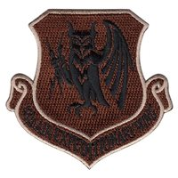 432 AEW Desert Patch