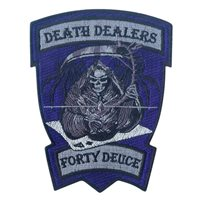 42 ATKS Death Dealers Patch
