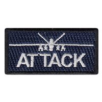 42 ATKS Pencil Patch