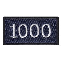 42 ATKS 1000 Hours Pencil Patch