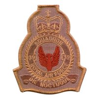 No. 39 Squadron RAF Desert Patch