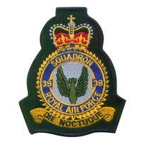 No. 39 Squadron RAF Color Patch