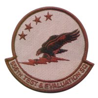 556 TES Desert Patch