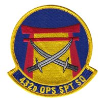 432 OSS Color Patch