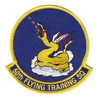50 FTS Patch