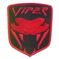 50 FTS Viper Flight Patch