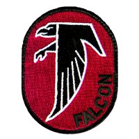 50 FTS Falcon Flight Patch