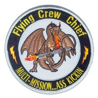 73 AMU Flying Crew Chief Patch