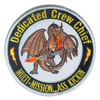 73 AMU Dedicated Crew Chief Patch