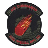 522 SOS Air Commando Patch