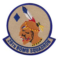 28 BS Patch