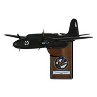 309 FB A-20 Custom Airplane Model