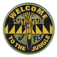 90 FTS J-Flight Patch