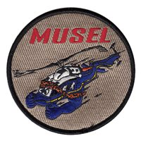 1 HS Musel Patch