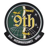 9 RW Aircraft Patch