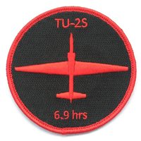 TU-2S 6.9 Hours Patch