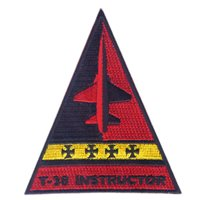 1 RS T-38 Instructor Patch