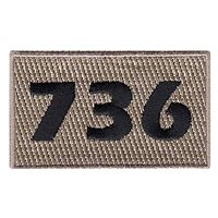 736 SFS Desert Pencil Patch