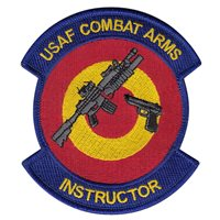 USAF Combat Arms Instructor Patch