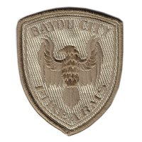 Bayou City Firearms Subdued Patch