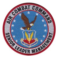 HQ ACC/A1L Senior Leader Management Patch