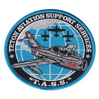 Teton Aviation MiG Patch