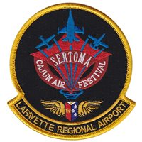 Sertoma Cajun Air Festival Patch