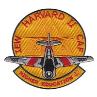 CAF IEW Harvard II Patch