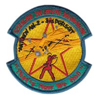 Commemorative Air Force How We Roll Patch