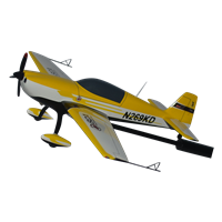 Extra 300LX Custom Airplane Briefing Stick