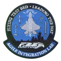 Boeing F-22 Raptor Agile Integration Lab Patch