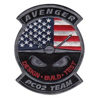 General Atomics Avenger Patch