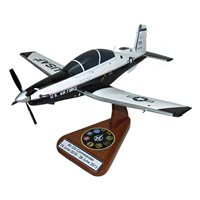 80 OG T-6A Texan II Custom Airplane Model