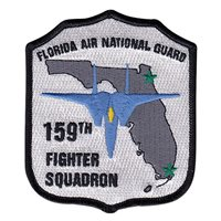 159 FS Shield Patch