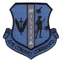 159 FS Militia Patch