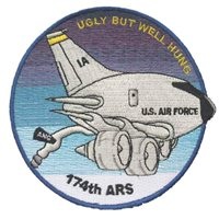 174 ARS Ugly but Well Hung Patch