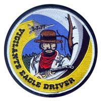 186 FS Eagle Driver Patch